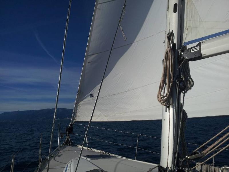 verso la costa azzurra