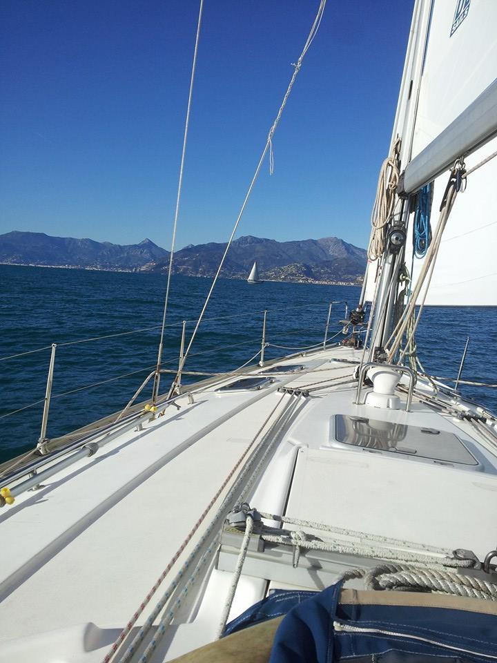 Capodanno 2013 Costa Azzurra Alcyone