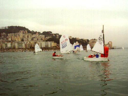 Veleggiare a Genova