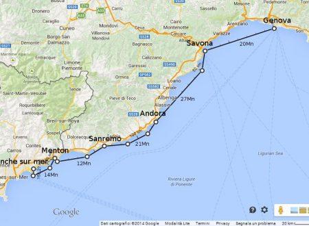 Capodanno 2015 in Barca a Vela – Costa Azzurra