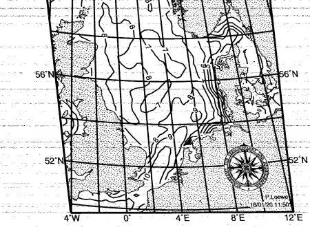 Meteo – Carte Meteofax