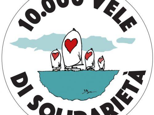 10000 Vele di Solidarietà – Locandina